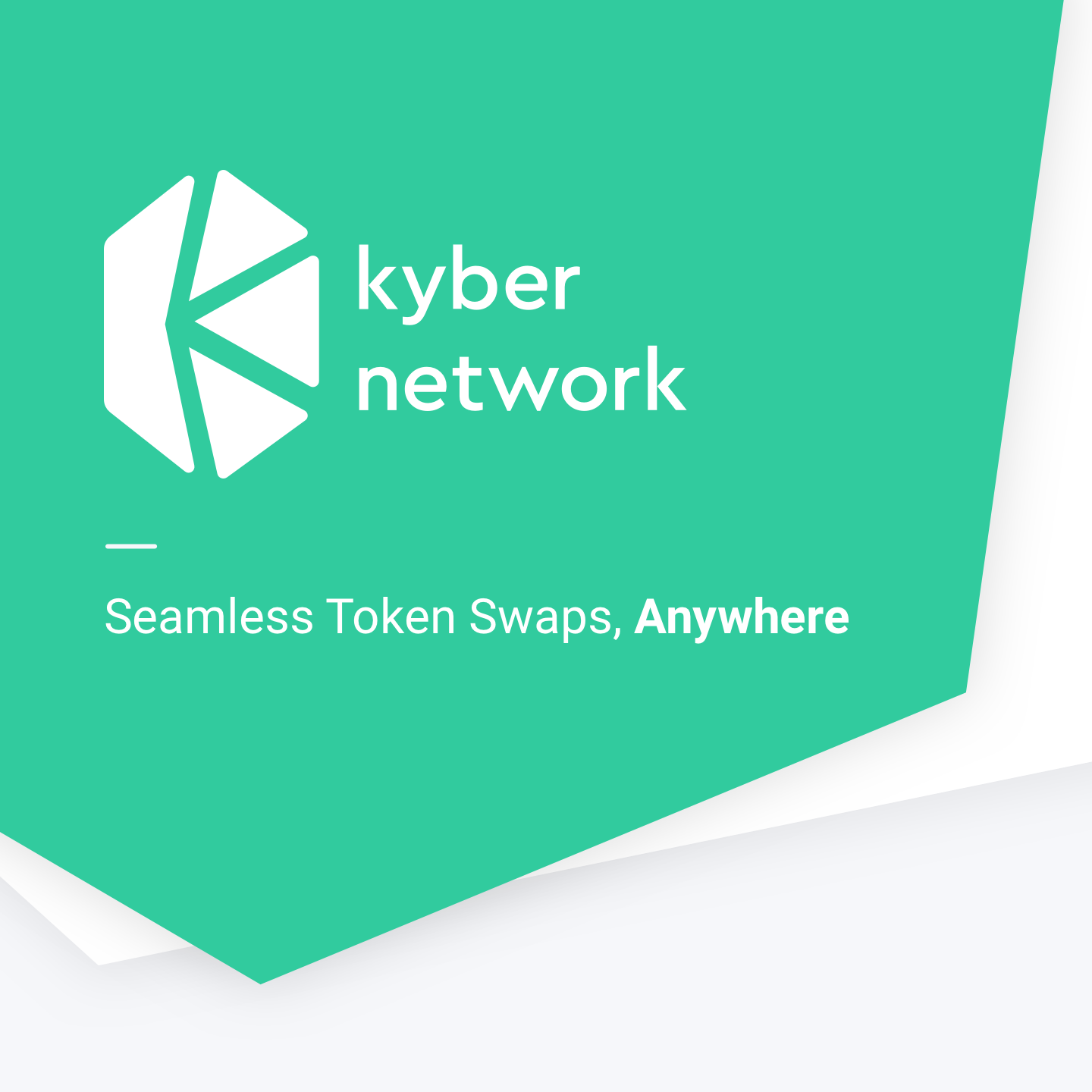 Kyber Network | The On-Chain Liquidity Protocol for the